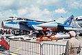 Soviet MiG-31 Foxhound aircraft, 1991.JPEG