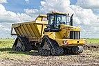 Speciale voertuigen worden ingezet voor onderhoud in het gebied. (Terra Gator 2104 Track Dumper) Locatie Noarderleech 03.jpg