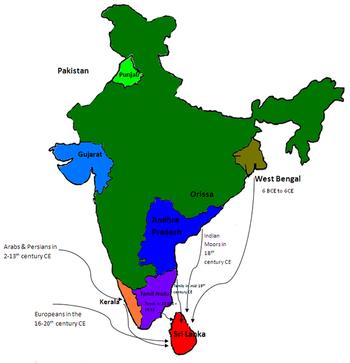 Genetic studies on Sinhalese - Wikipedia