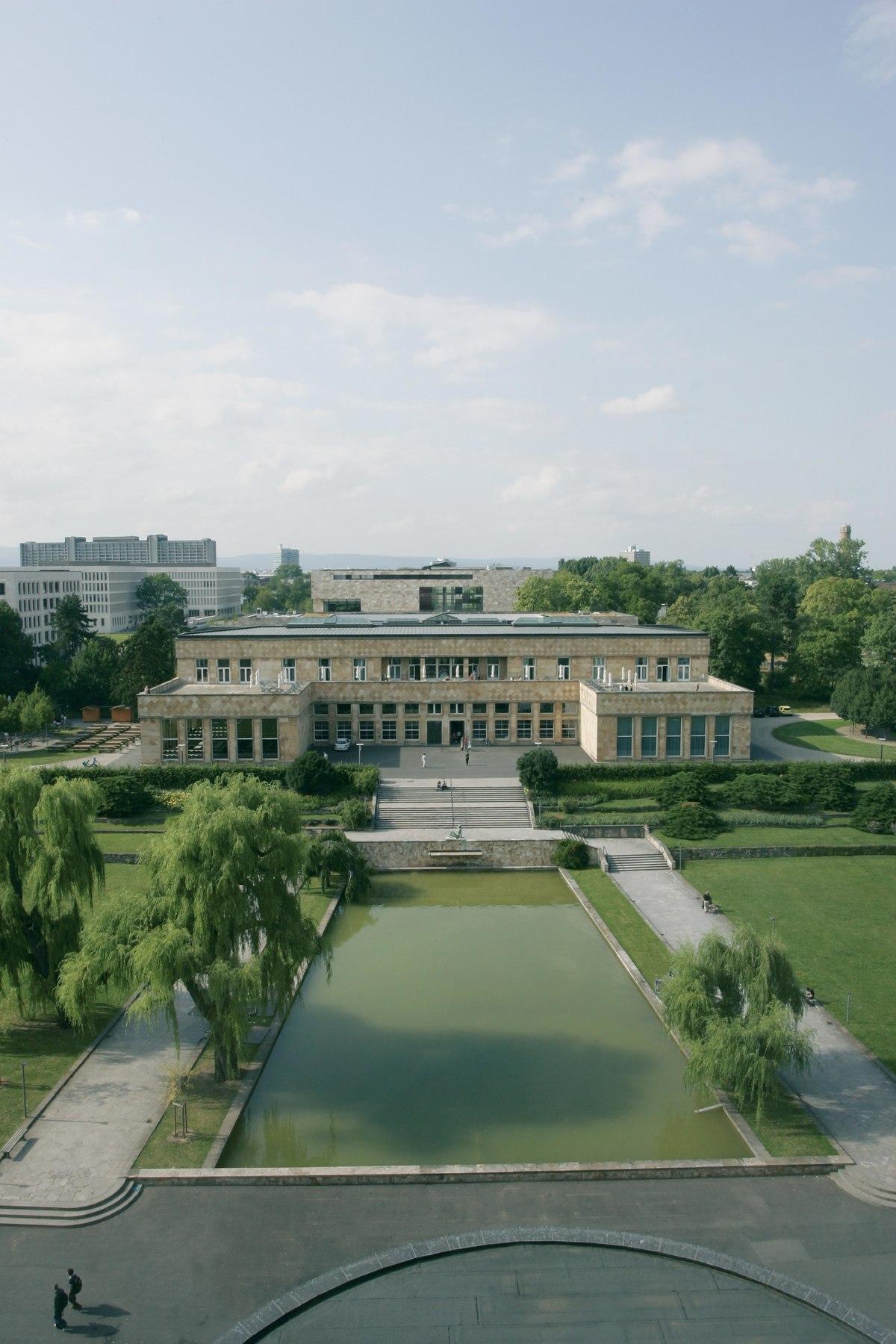 Goethe Uni Westend
