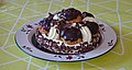 St. Honoré cake with chocolate (DSCF4539).jpg