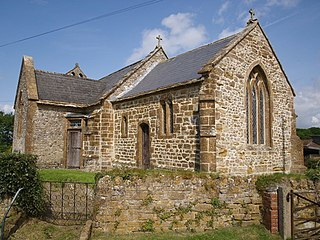 Chillington, Somerset a village located in South Somerset, United Kingdom