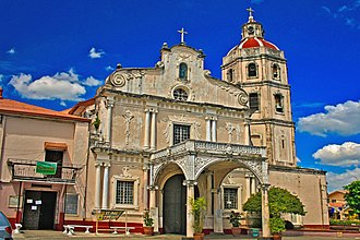 Betis Church - Image: St. James The Apostle Church