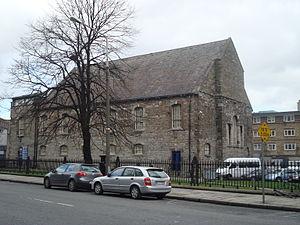 St. Mark's Church, Dublin - Image: St. Mark's, Pearse Street
