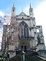 St. Paul's Cathedral, Dunedin, NZ, exterior view2.JPG