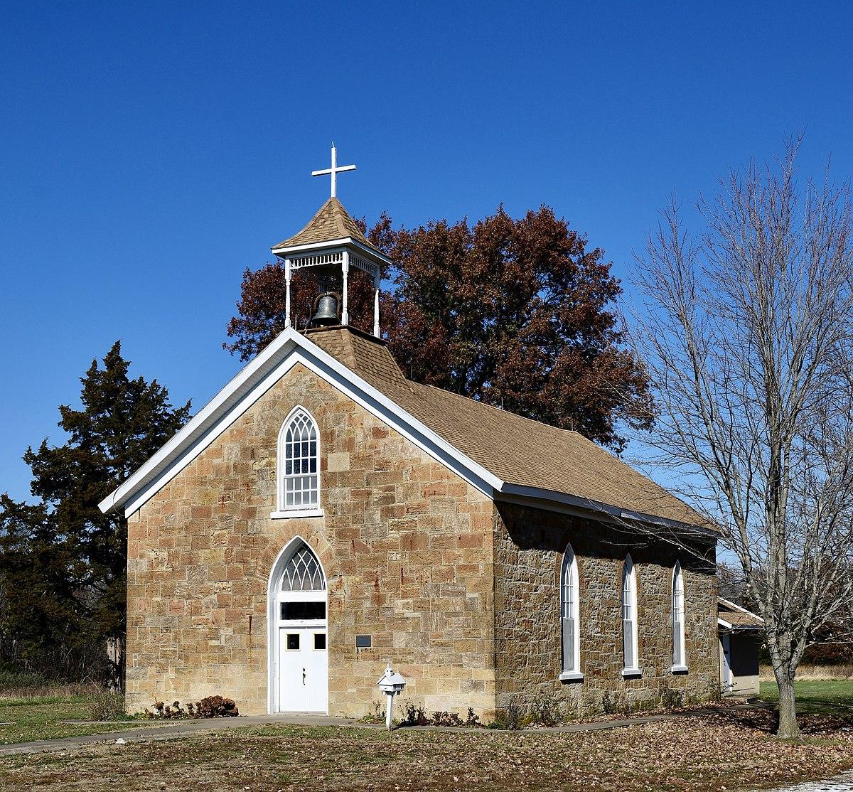 St Paul Catholic Church Center Missouri Wikipedia