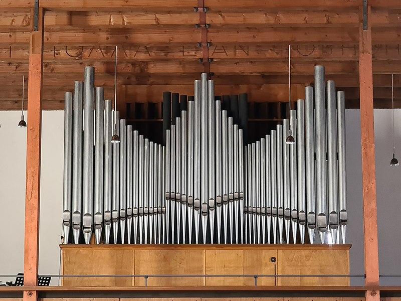 Datei:St. Raphael (Hartmannshofen) Orgel.jpg