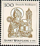 Wolfgang von Regensburg -  Bild