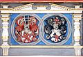 StChristophorus Reinhausen Altar Predella Wappen 01.jpg