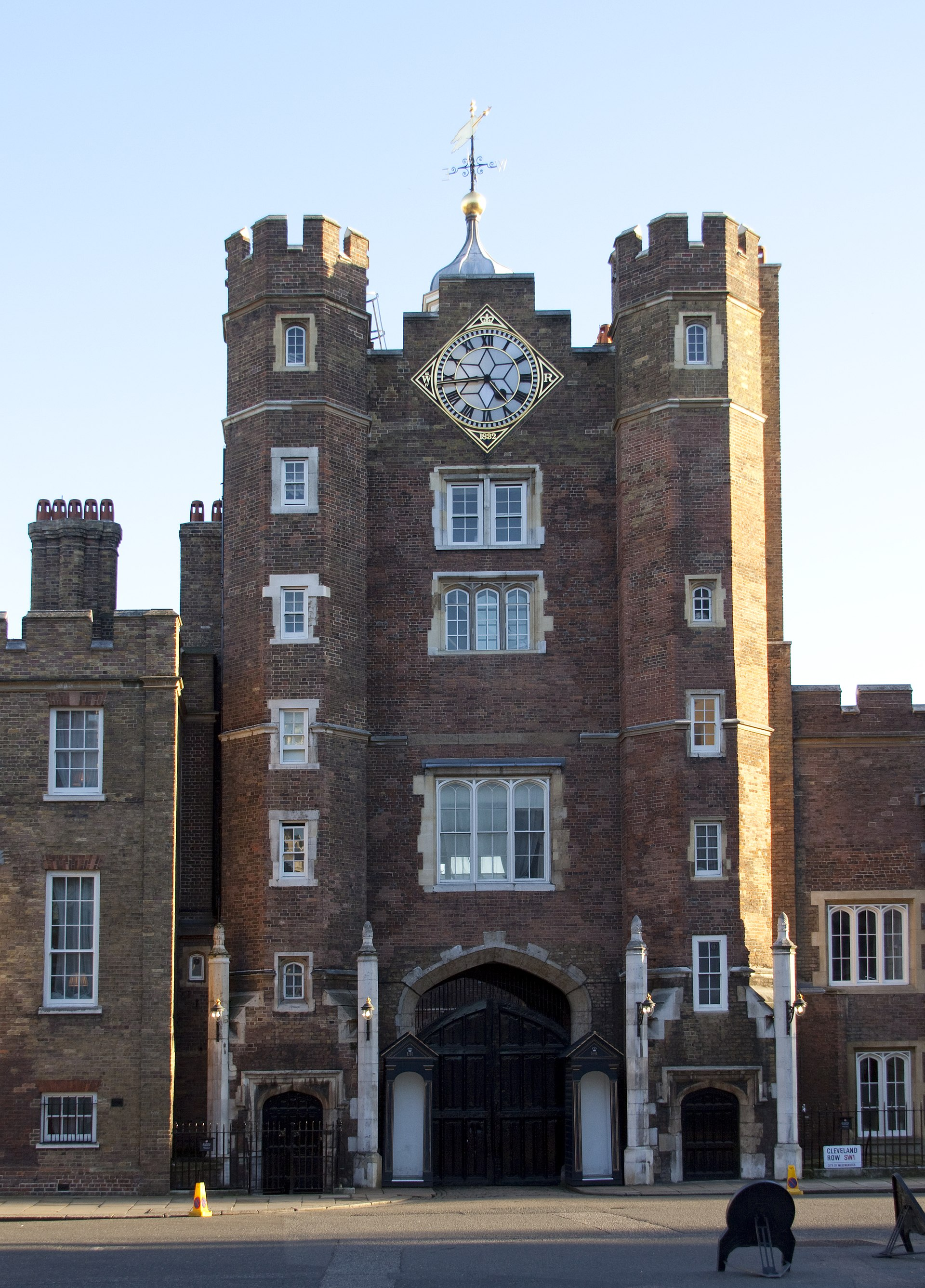St James S Palace Wikipedia