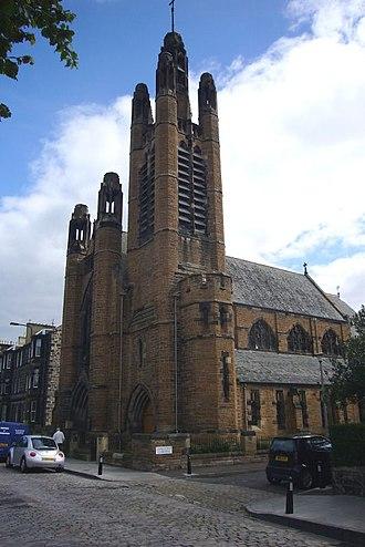Portobello, Edinburgh - St John the Evangelist RC Church, Portobello