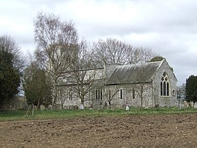 St Michael's church, Didlington - geograph.org.uk - 396589.jpg