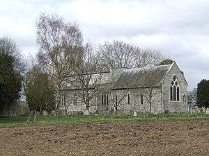 Didlington - Image: St Michael's church, Didlington geograph.org.uk 396589