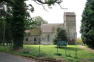 Ryston - Image: St Michael, Ryston, Norfolk geograph.org.uk 1501435