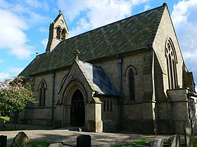St Michael and All Angels, Welshampton - geograph.org.uk - 567763.jpg
