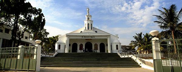 Saint Patrick's Cathedral, Chennai