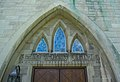 St Paul Episcopal Church - St Martins Chapel entrance - Euclid Golf Allotment - Cleveland Heights Ohio.jpg