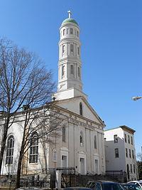 St Vince DePaul Baltimore.JPG