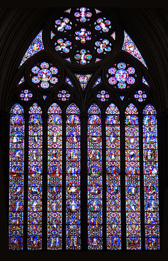 British And Irish Stained Glass 1811 1918 Wikipedia