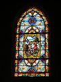 Stained glass windows of Église Saint-Léger d'Andeville 03.JPG