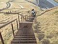 Stairway Skógafoss 6.JPG