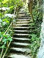 Stairway to upper Rahi waterfall - panoramio.jpg