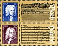 Stamps of Germany (DDR) 1985, MiNr Block 081 (cropped) Bach-Handel.jpg