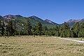 Start of fall color in Lockett Meadow. (29485674020).jpg