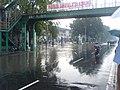 Stasiun Besar Gambir Saat Hujan - panoramio.jpg