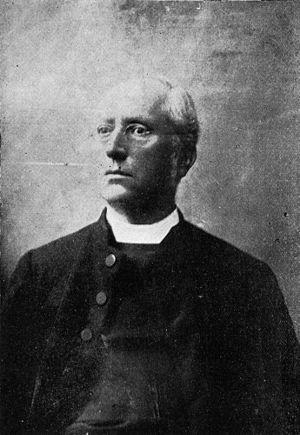George Stanton - Bishop George Henry Stanton, Bishop of North Queensland, circa 1905