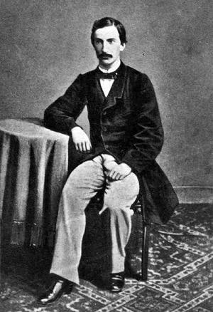Stefan Bobrowski - Stefan Bobrowski in 1862