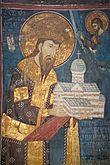 Фреска у манастиру Високи Дечани