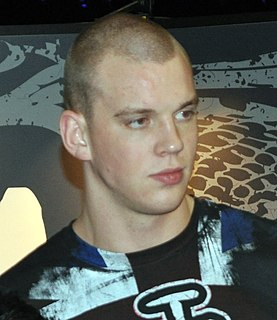 Stefan Struve Dutch mixed martial artist