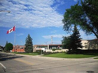Steinbach, Manitoba - Steinbach City Hall