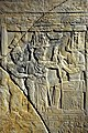 Stele of Queen Amanishakheto, from Naqa, in modern-day Sudan. 1st century CE. State Museum of Egyptian Art, Munch.jpg