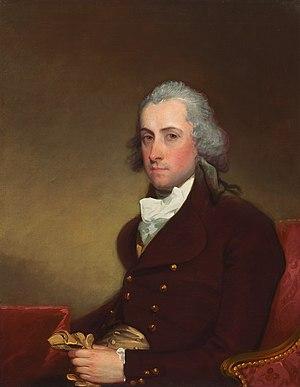Stephen Van Rensselaer - Stephen van Rensselaer III, c. 1790s, by Gilbert Stuart
