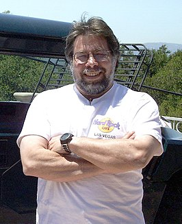 Steve Wozniak in 2005