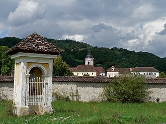 Lower Carniola - Image: Sticna Abbey