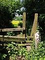 Stile near Backways Farm - geograph.org.uk - 1347328.jpg