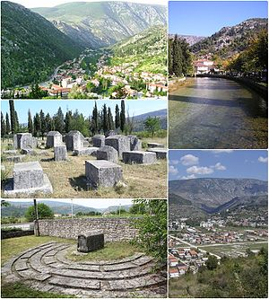Stolac - Image: Stolac (collage)