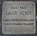 Stolperstein Lager Weyer.JPG