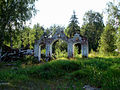 Stone gate in abandoned country Reshetikha.jpg