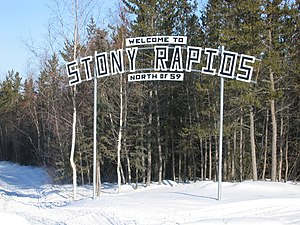 Stony Rapids - Image: Stony Rapids
