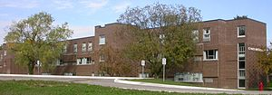 University of Waterloo - St. Paul's University College is one of the four affiliated university colleges of the university.
