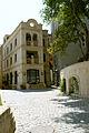 Street in Old city, Baku.JPG