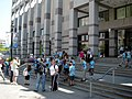 Students at Downtown Raleigh NC - panoramio.jpg