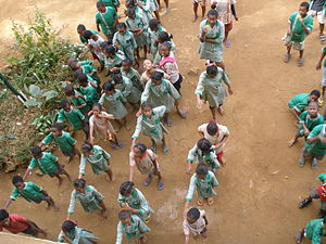Education in Madagascar - Practices originating in the schools of the colonial period and the militaristic Second Republic have persisted through the Fourth Republic.
