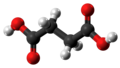 Succinic acid molecule ball from xtal.png