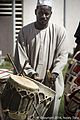Sudanese Traditional music instrument.JPG