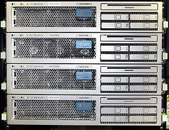 Sun Fire - Sun Fire X4200 servers
